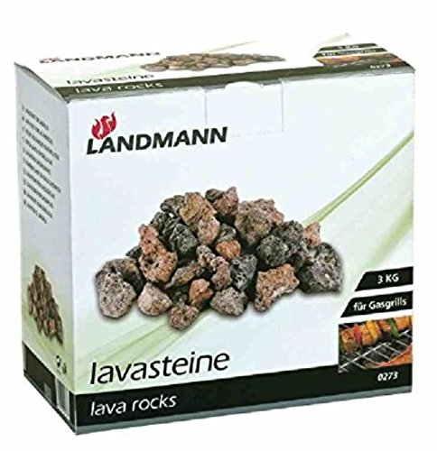 Landmann 0273 - Piedras volcánicas: Amazon.es: Jardín