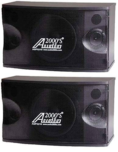 (Audio2000'S S5210A Dual-Pack 10