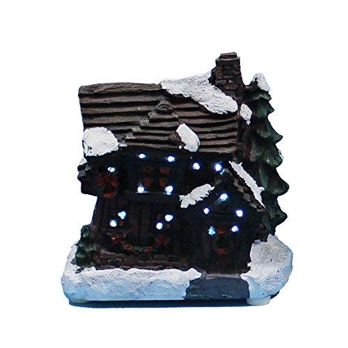 Christmas Village Led Lights - 3