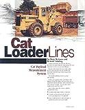 1991 Caterpillar Wheel & Crawler Loader Sales Brochure