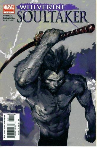 Wolverine - Soultaker #5 : Bloodlines (Marvel Comics) ()