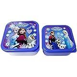 Spearmark 2-Piece Disney Frozen Snack Box by Spearmark