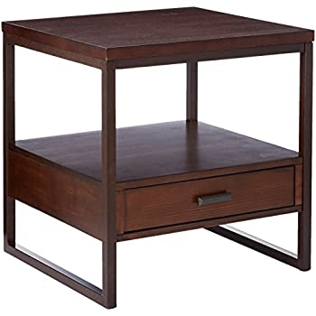 Amazon Com Coaster Home Furnishings Ellery End Table With