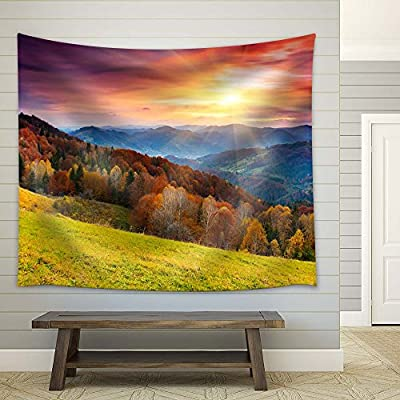 Magnificent Artisanship, Made For You, Majestic View on Mountain Top