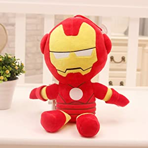A9TEN Iron Man Plush Toys for Kids, 10