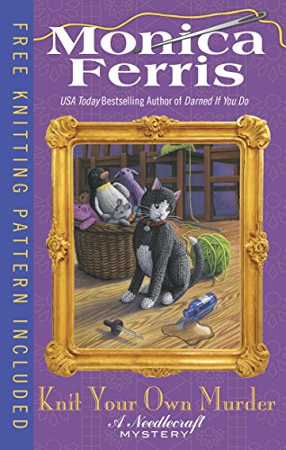 Knit Your Own Murder (A Needlecraft Mystery Book 19) cover