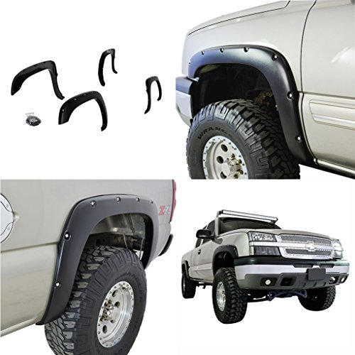 fender flares 2000 chevy 1500 - 6