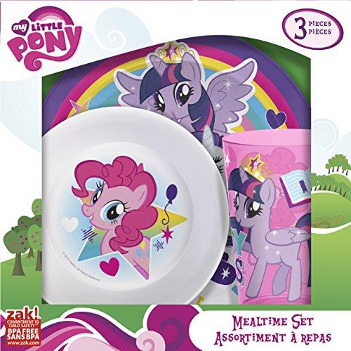 My Little Pony Mealtime set