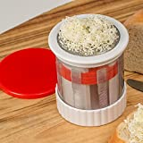Cooks Innovations - Butter Mill Grater - Red & White