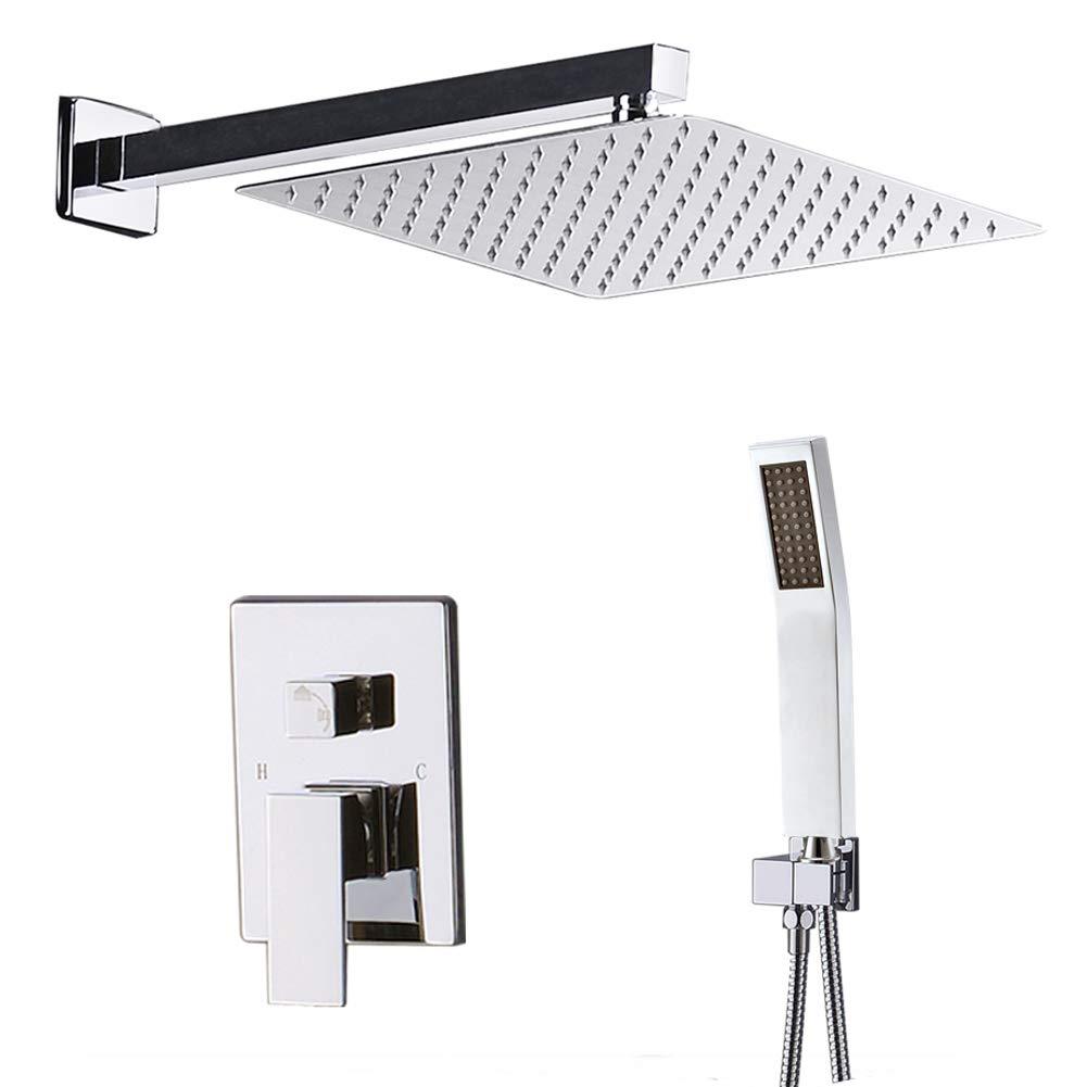 Best rain shower head sets for bathroom | Amazon.com