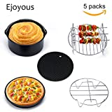 Air Fryer Accessories 7' for Ejoyous ,Gowise and Phillips or More...