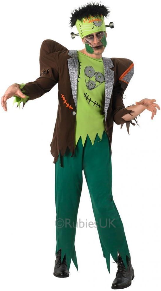 Rubies s Oficial Frankenstein Halloween, Disfraz para Adultos – X ...