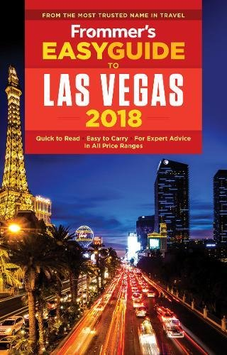 Frommers Easyguide To Las Vegas 2018  Easyguides