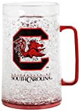Duck House NCAA South Carolina Gamecocks 38oz Crystal Freezer Monster Mug