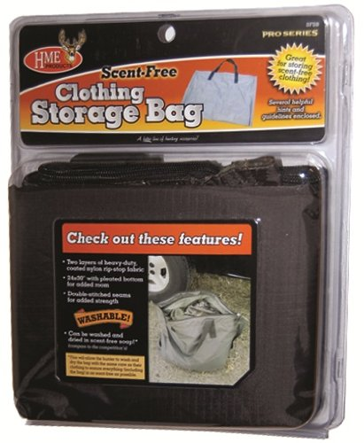 HME Products Scent Free Storage Bag -