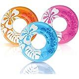Intex Tire Tubes 36 In. Dia 10 Ga Vinyl Asstd Colors