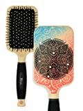Paddle Hair Brush for Detangling & Styling - Ideal for Blow-drying, Straightening, Combing All Hair Types (Nirvana)