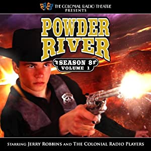 Powder River: Season 8 Vol. 1 Radio/TV Program