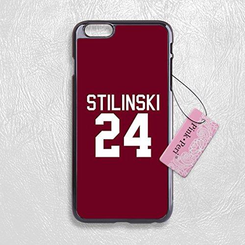 Pink Peri™ Teen Wolf Inspired Stiles Stilinski Dylan O'brien Hard Phone Case For iPhone 6 Plus (5.5 inch) case