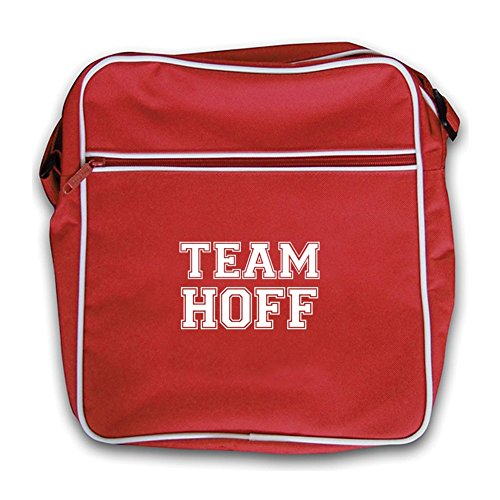 Red Flight Retro Hoff Bag Team Dressdown EtYxwXqX