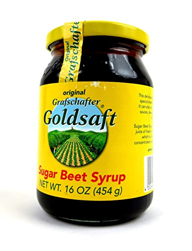 Grafschafter Goldsaft Original Sugar Beet Syrup, 16 oz Jar