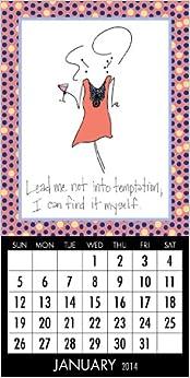 2014 Mary Phillips Magnet Calendar