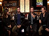Franklin with Lindsay Sloane and Gil McKinney