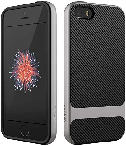 JETech iPhone Protective Shock Absorption Carbon product image