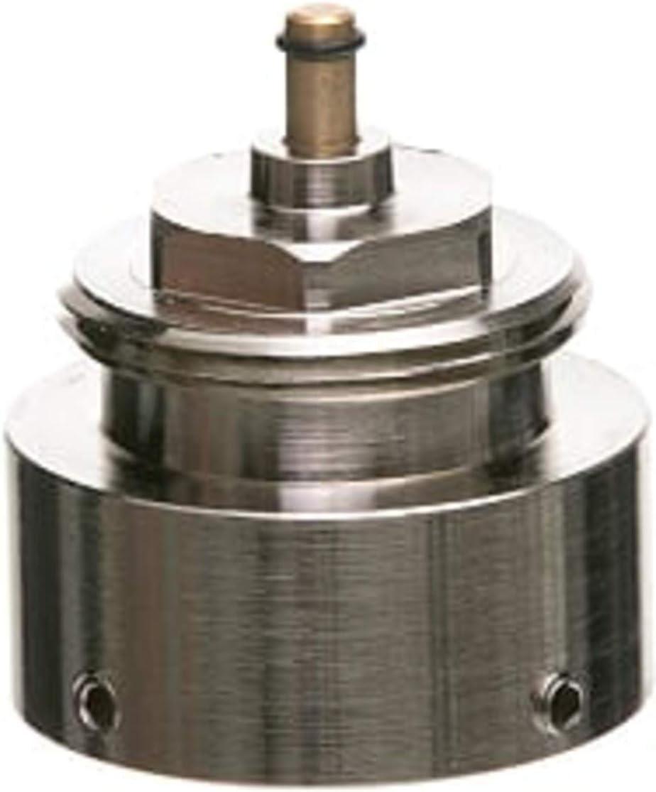 Eurotronic 700097 Vaillant - Adaptador de metal para termostato electrónico de radiador