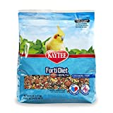 Kaytee Forti Diet Pro Health Food for Cockatiel, 5-Pound