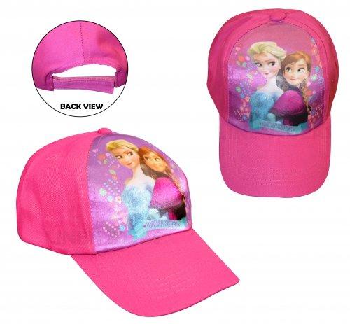 Disney Frozen 'Anna & Elsa' Summer Baseball 100% Cotton Cap