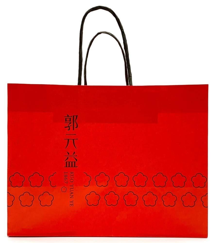 KUO YUAN YE Mango Crisp (462g/11pcs) Best Taiwanese Gift - KUO YUAN YE - Fresh Stock-Taiwan food by TAIWANGO (Image #5)
