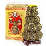 1000g Yunnan Pu-erh Tee Geschenk Handwerk Pu Er Tee Kürbis Dekoration Puer Roh 茶