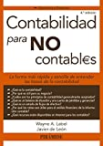 img - for Contabilidad para no contabl s / Accounting for non-accountants (Econom a Y Empresa / Business and Economics) (Spanish Edition) book / textbook / text book
