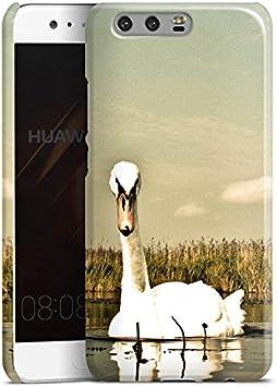 Huawei P10 Plus Carcasa Case Funda Móvil Cisne pájaro Ganso ...