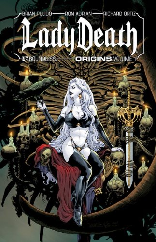 Lady Death: Origins Volume 1