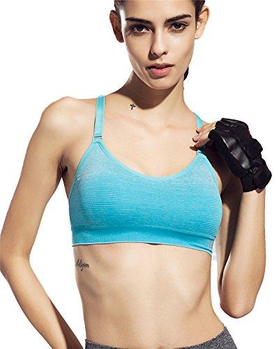 Womens Active Mesh Bra - 2