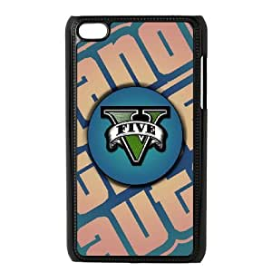 Grand Theft Auto For Ipod Touch 4 Csae protection phone Case FXU322478