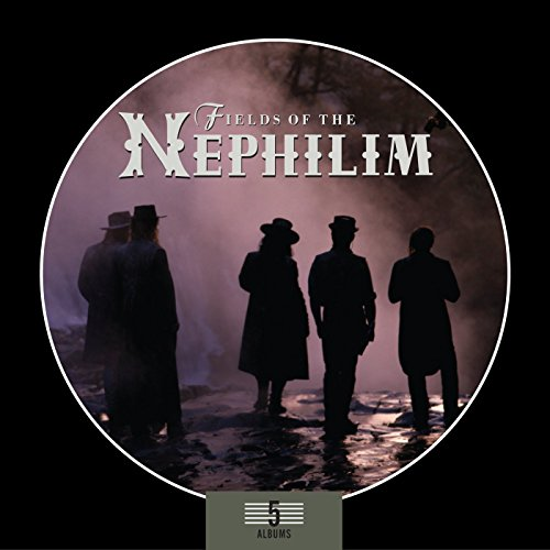 Fields of the Nephilim - Preacher man - Zortam Music