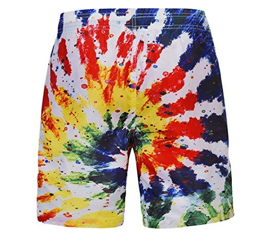 Ad Driver Fun Swim Da Rapida Spiaggia Asciugatura Trunks Summer Men's 3d Printing Points Pantalone Five A1 Old Casual Graffiti tdaqwvxCtA