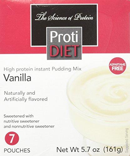 diet pudding