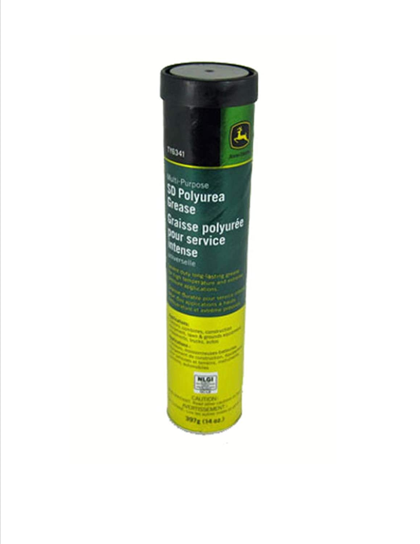 John Deere Multi-Purpose SD Polyurea Grease 1-14 Ounce Tube