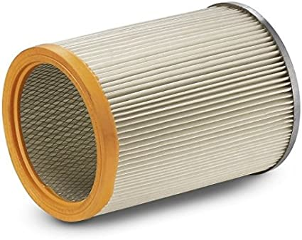 10x Cartridge filter for Kärcher NT 70//2 *AUS NT 70//2 *BR NT 70//2 *EU