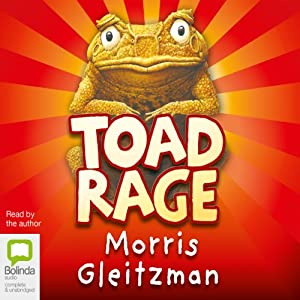 Toad Rage Audiobook