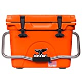 ORCA Cooler, Blaze Orange, 20-Quart
