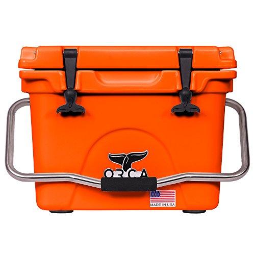 ORCA Cooler, Blaze Orange, 20-Quart by ORCA Coolers