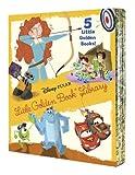 Disney/Pixar Little Golden Book Library (Disney/Pixar), Various, 0736431632