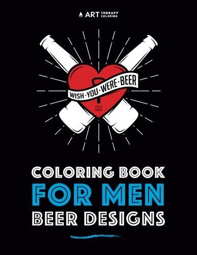Download Coloring Book For Men: Beer Designs (Volume 2) pdf