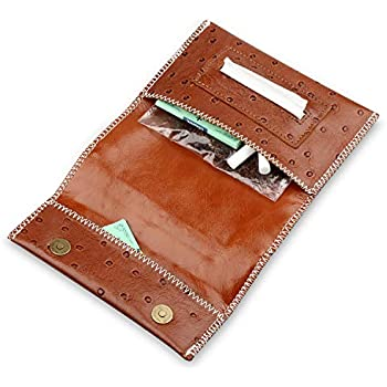 Tobacco Pouch Quality Wallet Mini Case Tobacco VEGAN FRIENDLY Hookah Pipe