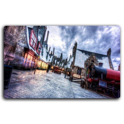 Winter Sky Harry Potter Houses Street Florida universal studios, Wizarding world of harry potter Movies Cities Furniture & Decorations magnet fridge magnets (Orlando City Furniture)